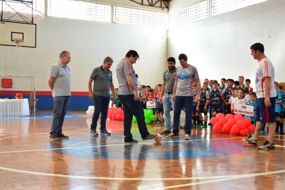 6ª Copa Merlo Educação Executiva/Torfresma teve início no último sábado