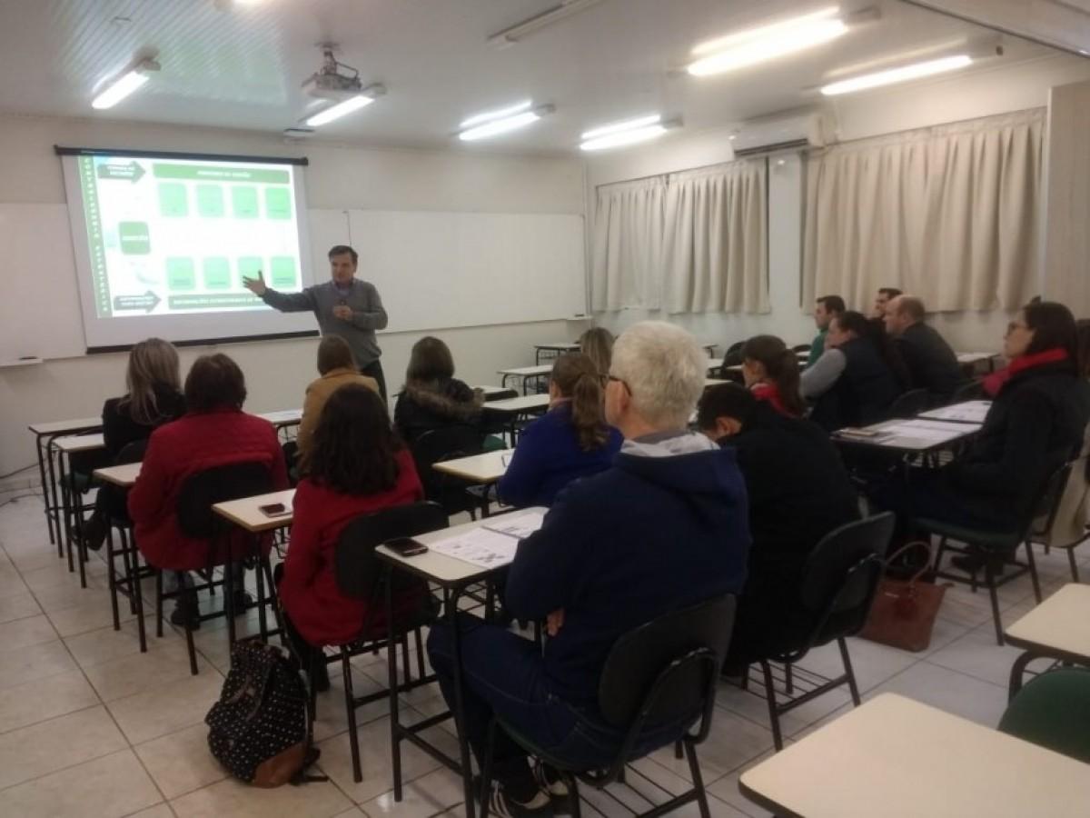 Terceiro encontro do PROCOMPI aconteceu ontem em São Miguel do Oeste