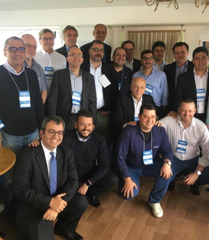 Merlo participa da 6ª Reunião da ABEFF