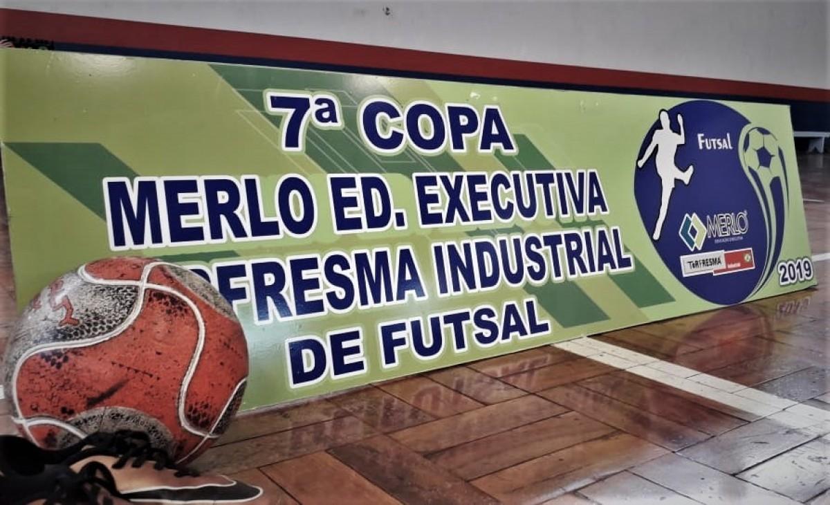 7ª edição da Copa MERLO/Torfresma encerra com premiação para atletas